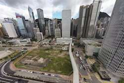 Hong Kong Property Land King may get US $7.1billion for Harbour Front Site